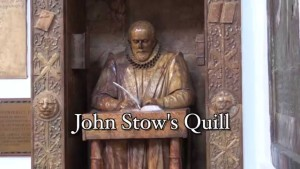 John Stow's Quill