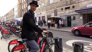 How to use London Cycle Hire – Boris Bikes