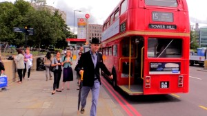 The New Route Master Buses – Angry Joolz Explains