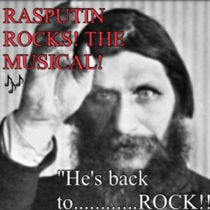 Rasputin Rocks London