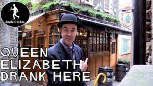 Ye Olde Mitre – Elizabethan Pub