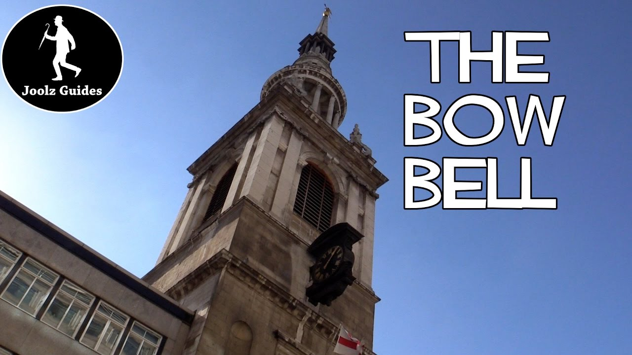 The Bow Bell – A True Cockney