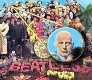 Aleister Crowley Beatles
