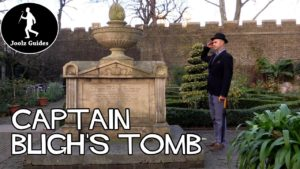 Captain Bligh's Tomb and The Pedlar's Window