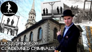 Final Drink for Condemned Convicts at St Giles in the Fields