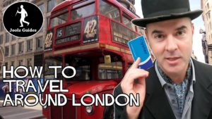 How to Travel Around London and buy Oyster Cards