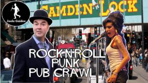 Camden Town Rock'n'Roll Punk Music Pub Crawl