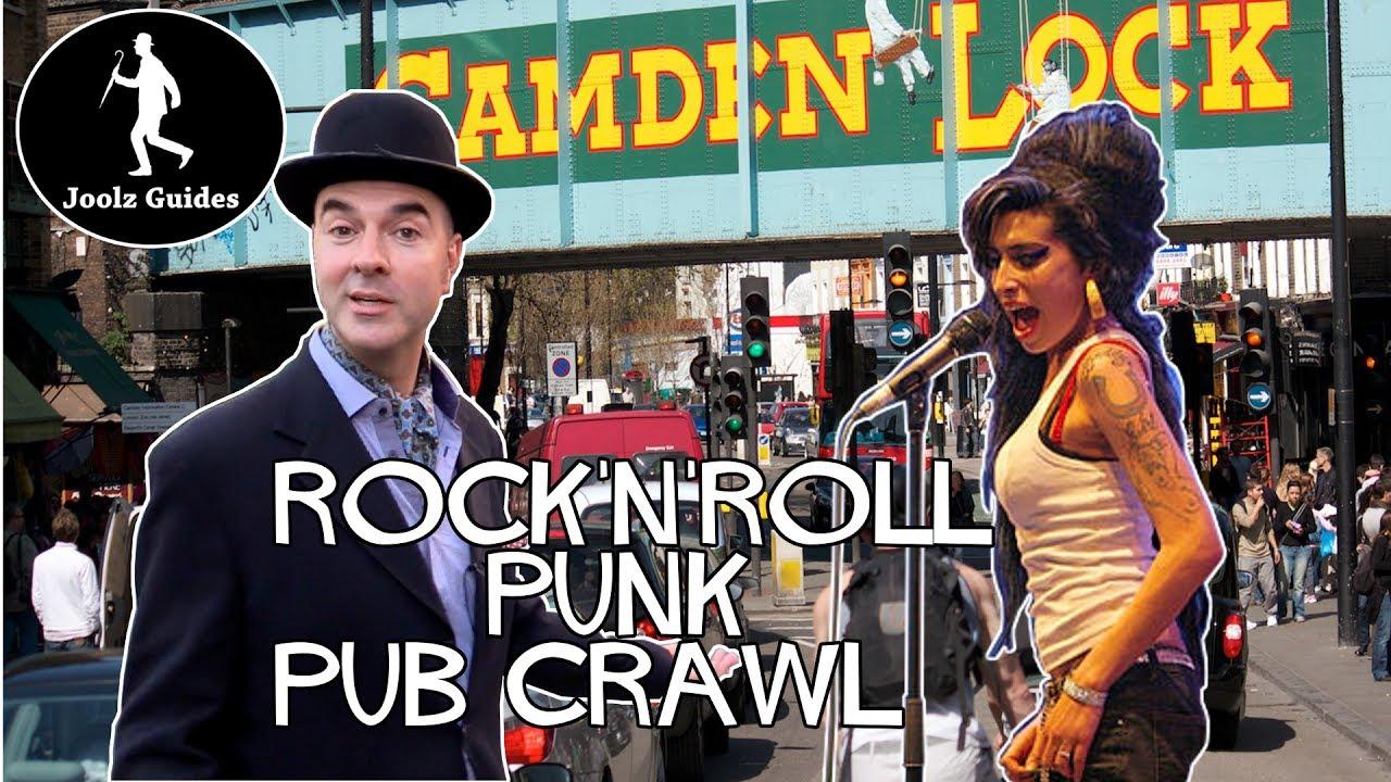 Camden Town Music Pubs