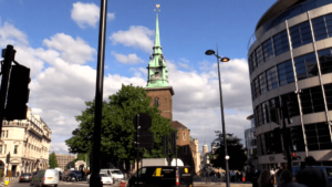 London's Oldest Church