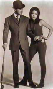 Emma Peel and John Steed Highgate Highpoint
