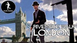 Wapping to Limehouse  London Riverside Walk