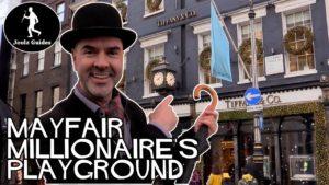 Tour of London's Mayfair