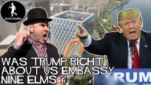 New US Embassy Vauxhall