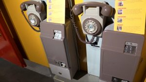 Post Office Museum Telephones