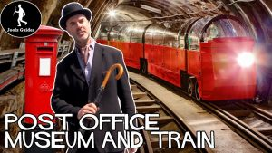 London Postal Museum and Mail Train – Where to Take Kids