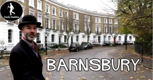 Barnsbury Walking tour