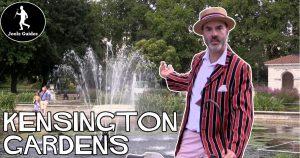 Joolz Guides Kensington Gardens