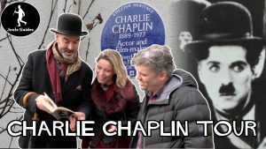 Charlie Chaplin Walking Tour