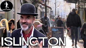 Angel Islington tour