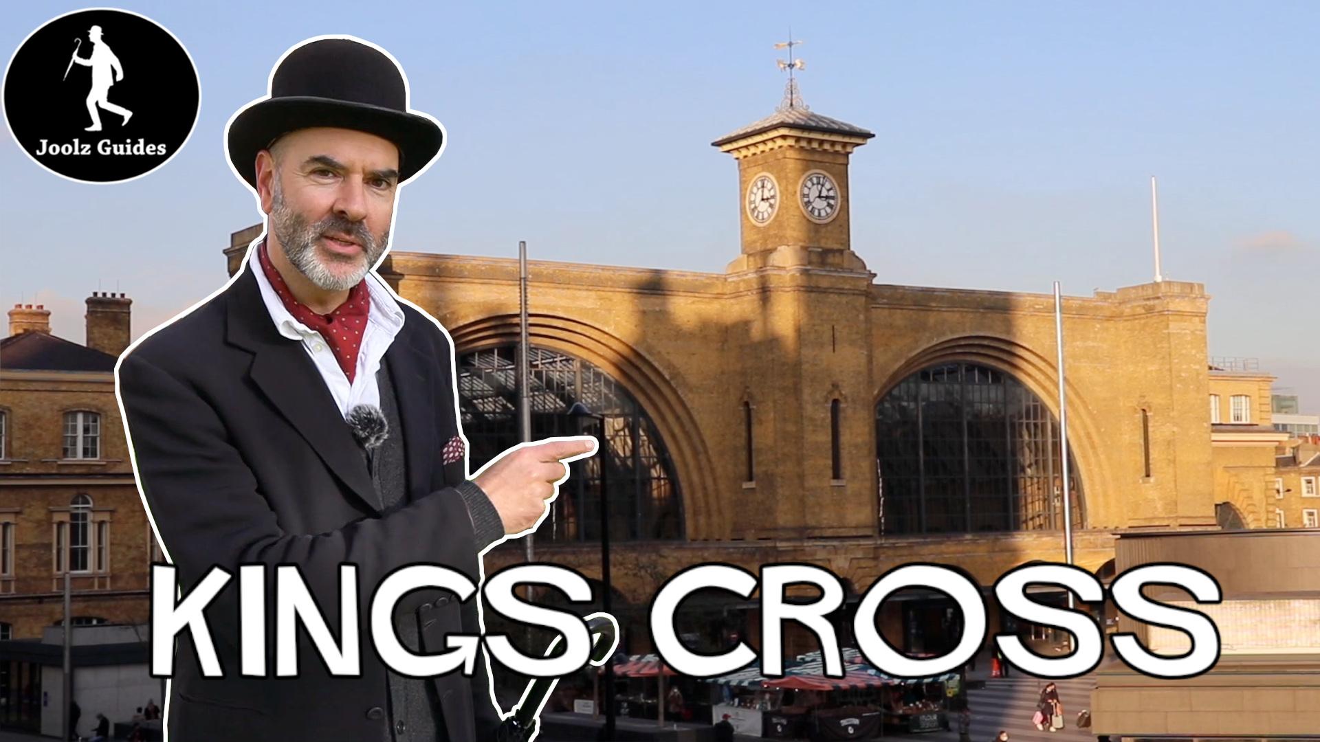 King Cross Walks